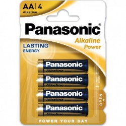 Pilas Panasonic AA