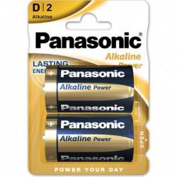 Pilas Panasonic D